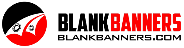 Blank Banners -High Quality Banners at Wholesale Prices